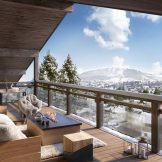 Apartments For Sale In Megeve, 750M From The Ski Lift