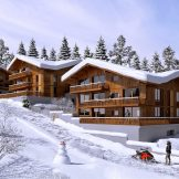 Three Bedroom Ski Apartments For Sale In Combloux