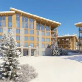 Duplex Apartments For Sale In Les Arcs, Edenarc 1800