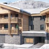 Apartments For Sale In Les Perrieres, French Alps