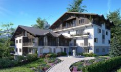 Well Located Ski Apartments For Sale In Megeve