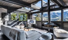 Luxurious Key Ready Chalet For Sale In Megeve