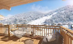Prime Location Ski Chalets For Sale In Chatel