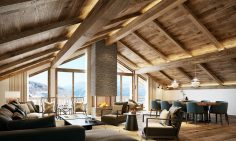 Four Bedroom Ski Apartment For Sale In Meribel