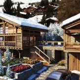 Scenic View Chalet For For Sale In Verbier Village