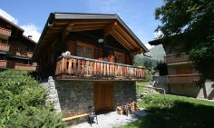 Rustic Chalet For Sale In Verbier, Switzerland