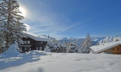Mountain View Duplex For Sale In Verbier, Switzerland