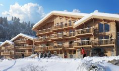 Prime Location Ski Apartments For Sale In Chatel