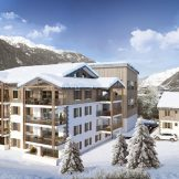 Three Bedroom Ski Residences For Sale In Chamonix
