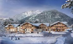 Three Bedroom Ski Apartments For Sale In Champagny En Vanoise