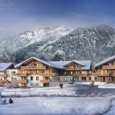 Four Bedroom Ski Apartments For Sale In Champagny En Vanoise