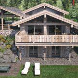 Mountain View Chalet For Sale In Verbier, Switzerland