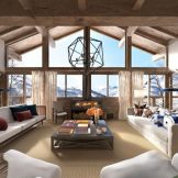Detached Ski Chalets For Sale In Levassaix, Saint Martin de Belleville