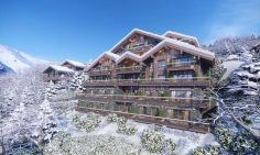 One Bedroom Residences For Sale In Meribel