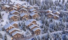Ski Apartments For Sale In Meribel Town Centre