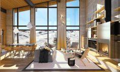 Duplex Apartments For Sale In Les Arcs, Edenarc 1800