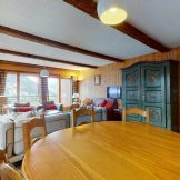 Mountain View Apartment For Sale In Verbier, Switzerland