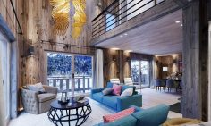 Traditional Mountain View Apartments For Sale In Meribel