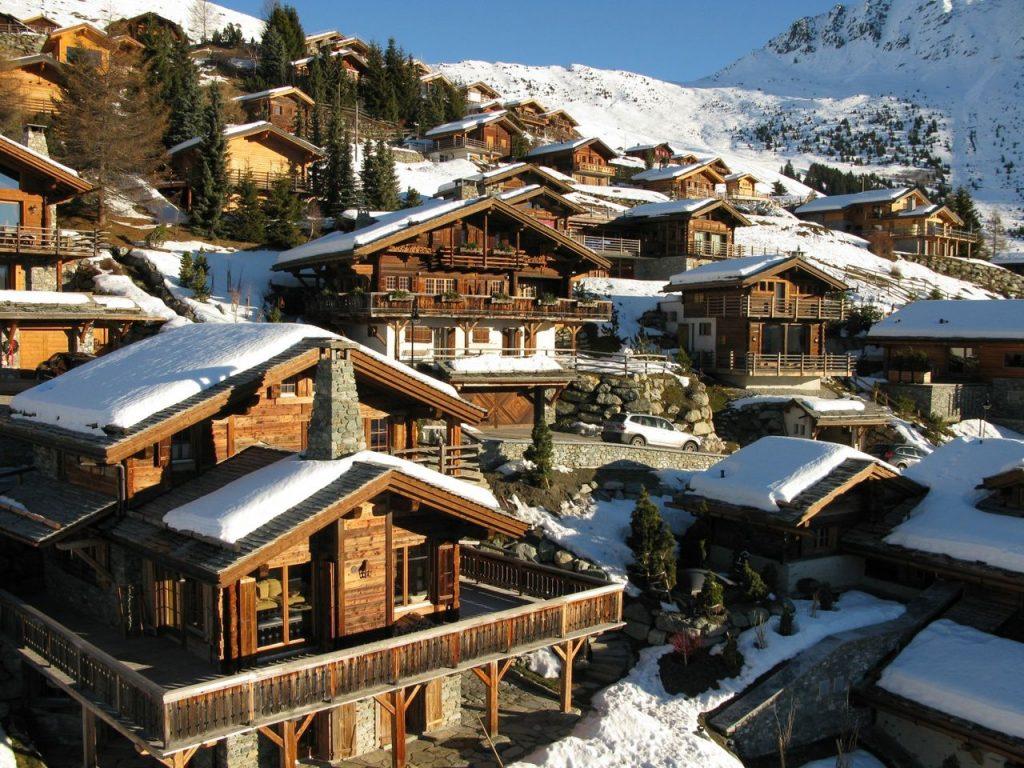 Where to Buy a Ski Property: Verbier