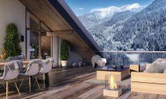 Five Bedroom Ski Apartments For Sale In Champagny En Vanoise