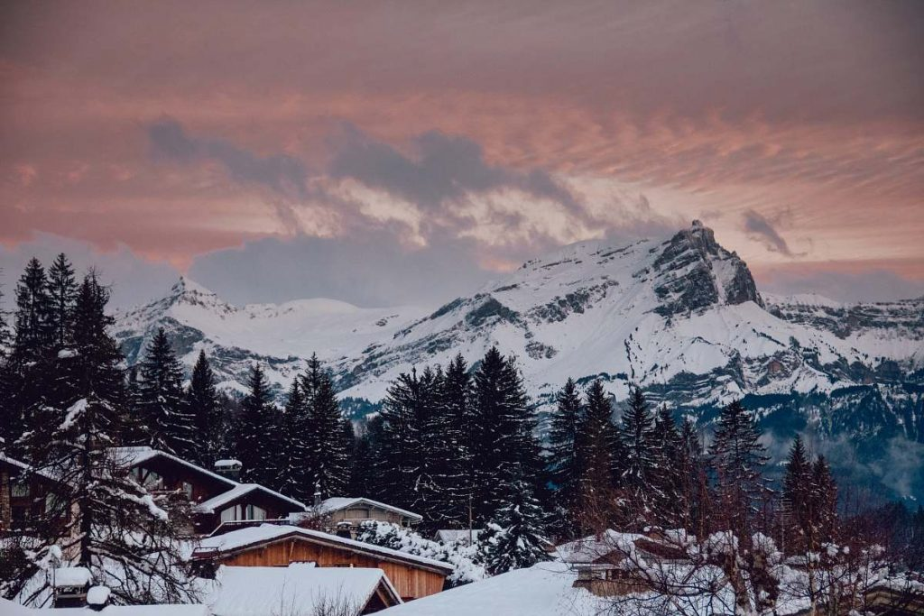 Choosing a Ski Resort: Megeve
