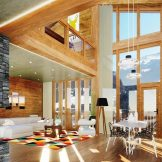 Exclusive Mountain View Chalets In Les Gets