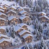 Ski Chalets For Sale In Meribel Town Centre