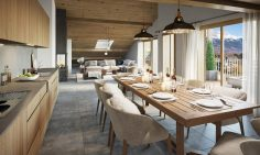 Scenic View Residences For Sale In Combloux