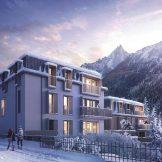 Three Bedroom Ski Apartments For Sale In Chamonix