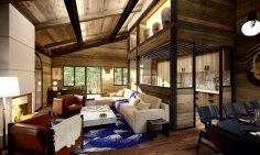 Four Bedroom Ski Apartments For Sale In Megeve