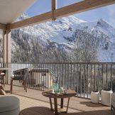New Build Ski Apartments For Sale In Chamonix