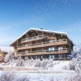 Two Bedroom Ski Apartments For Sale In Megeve, French Alps