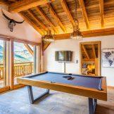 Six Bedroom Ski Chalet For Sale In Chatel