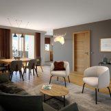 Three Bedroom Ski Residences For Sale In Chamonix