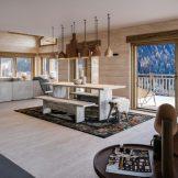 Five Bedroom Ski Chalet For sale In Chatel