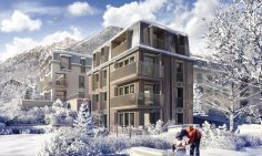 Two Bedroom Ski Apartments For Sale In Chamonix
