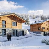 Traditional Style Ski Homes For Sale In Les Gets