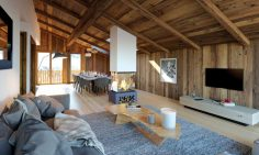 Mountain View Apartments For Sale In Chatel