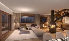 Two Bedroom Apartments For Sale In Mont d Arbois, Megeve