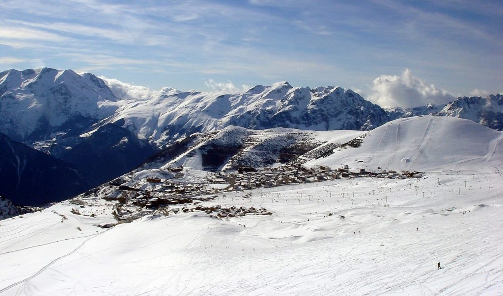 Why you should buy a ski property in Alpe d'Huez