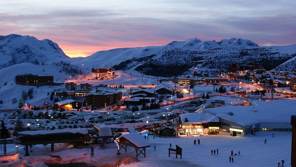 Best places to buy a ski chalet: Alpe d'Huez