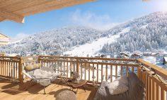 Prime Location Ski Chalets For Sale In Chatel