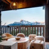 Semi Detached Chalet For Sale In Megeve
