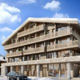 Modern Apartments For Sale In Chatel Town Centre
