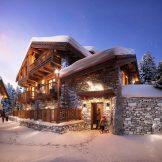 Ski Chalets For Sale In La Gittaz, Meribel