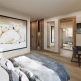 Modern Ski Apartments For Sale In Le Belvedere