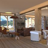 Furnished Ski Apartments For Sale In Combloux